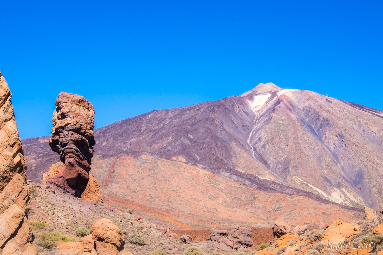 Volcan El Teide, Tenerife
